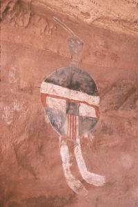 All-American Man pictograph