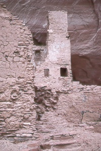 Antelope House Ruin in Canyon del Muerto