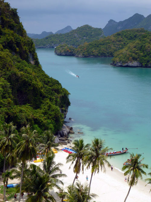 Exceptionnel Ang Thong National Marine Park RB22